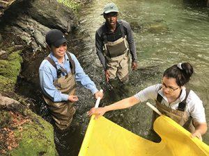 Doris Duke Conservation Scholars