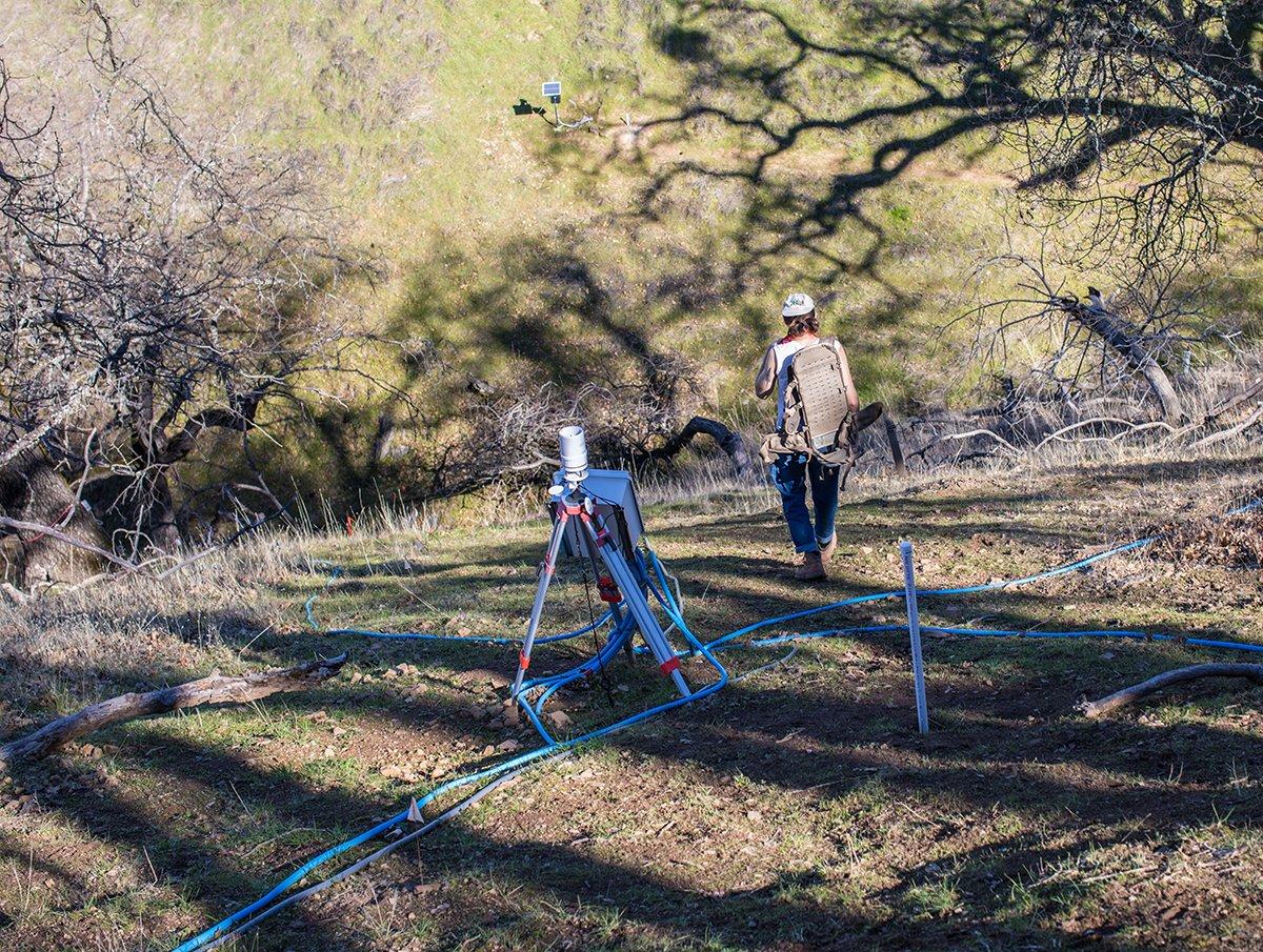 Arbor Creek Experimental Watershed