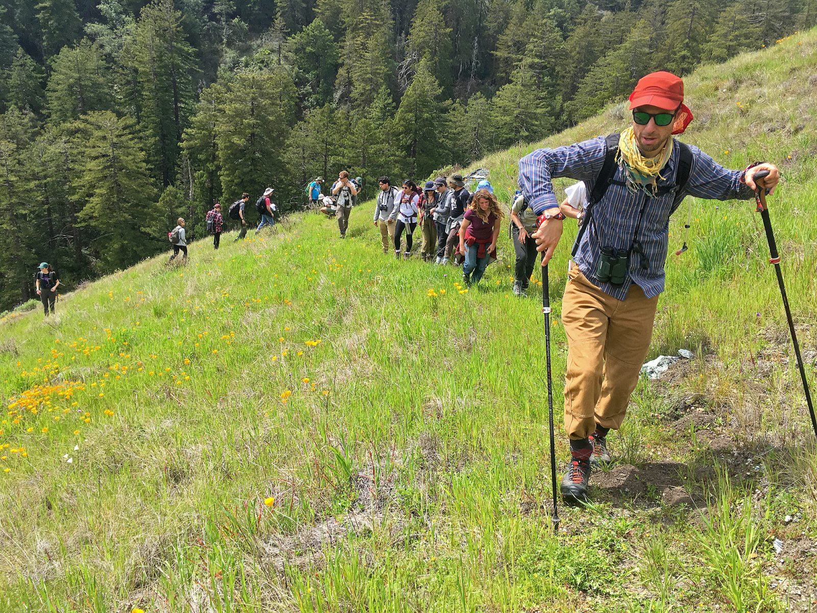 Research shows field courses bridge STEM diversity gaps 2