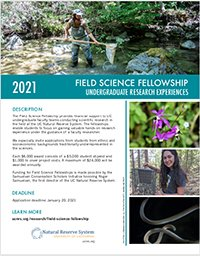 Field Science Fellowship 2