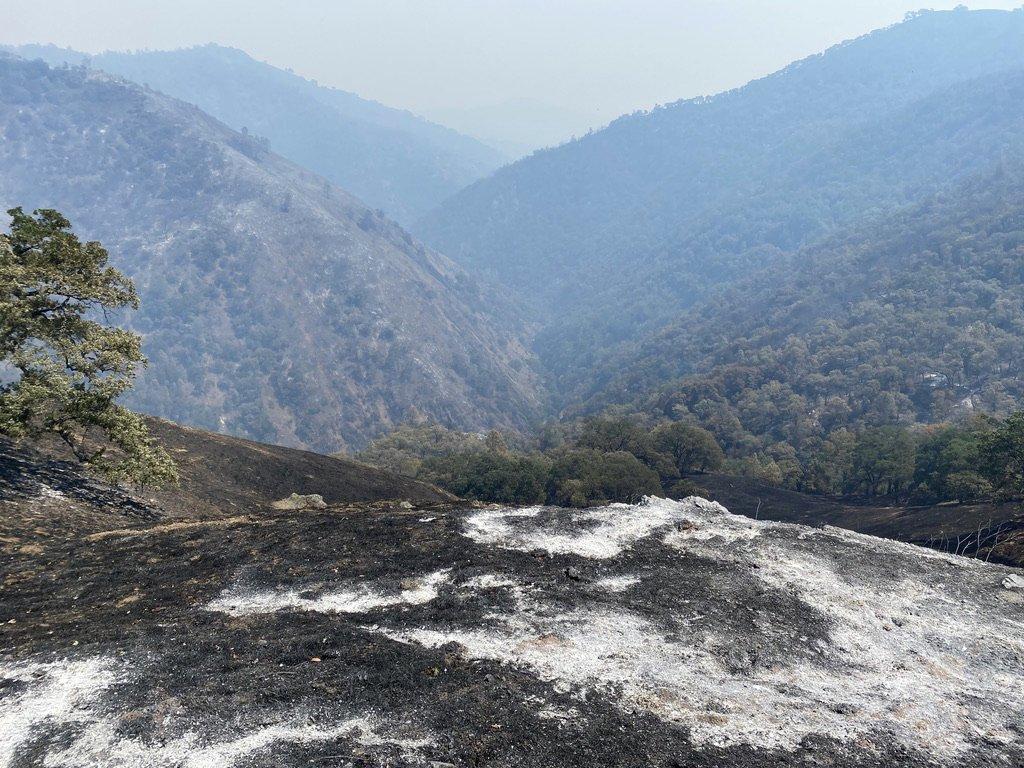 post-fire hydrology