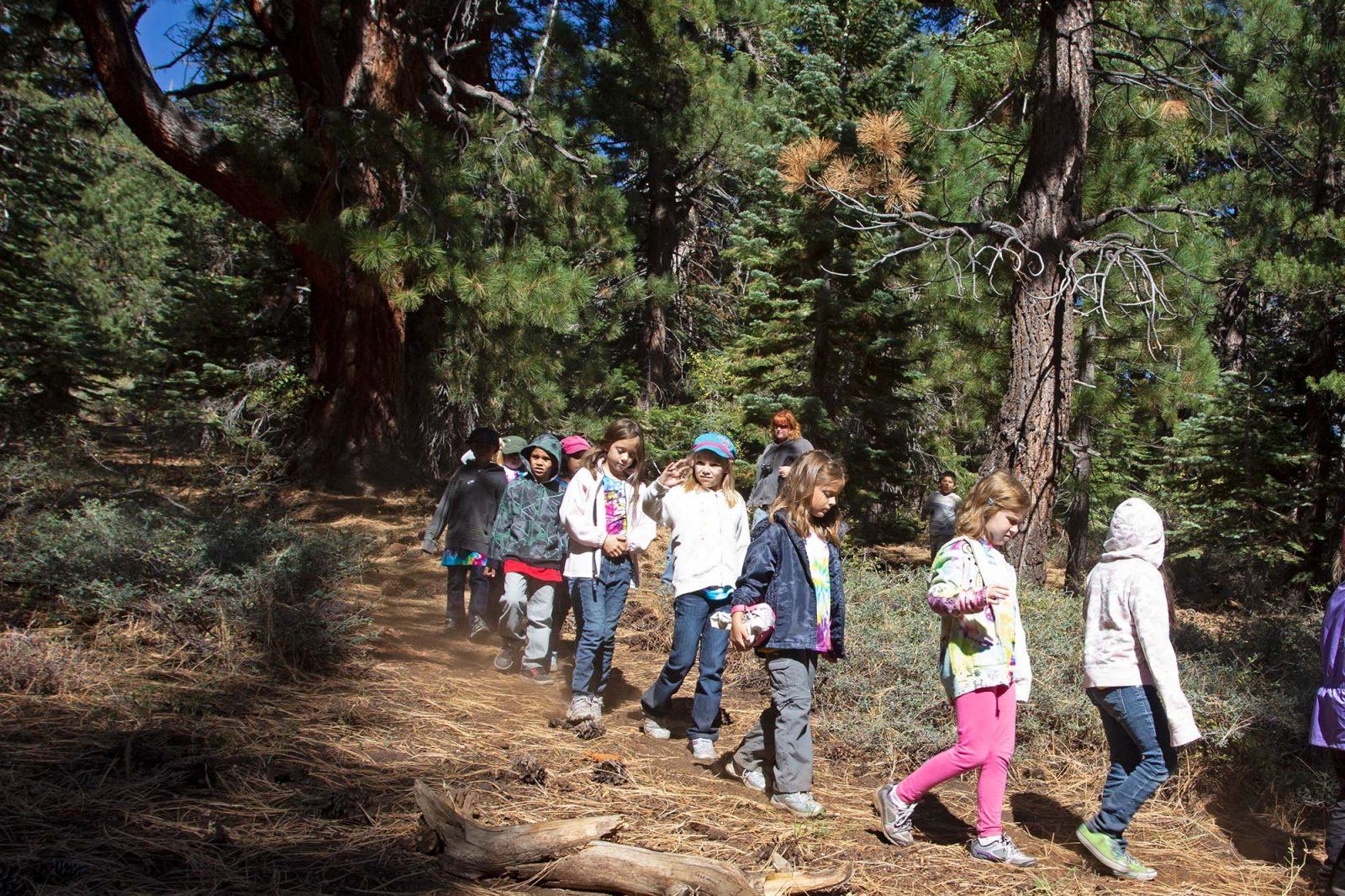Outdoor Science Education Program