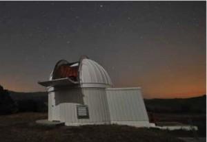 Byrne Observatory at Sedgwick Reserve