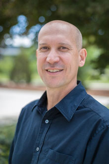 Professor Jason Sexton of UC Merced. Photo credit: UC Merced